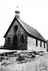 Cowichan Valley Old Stone Church.